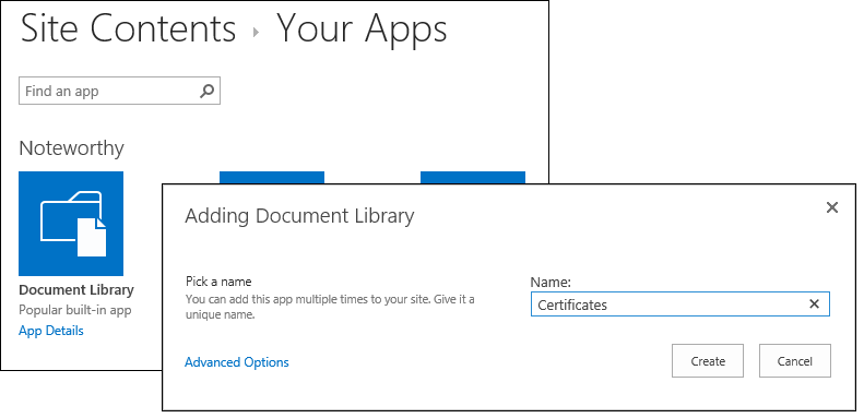 How To Create A Training Certificate In Sharepoint Automatically